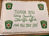 National Police Appreciation Week Cake.j