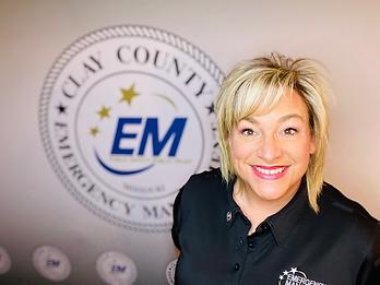 Melissa Evans, Director of Emergency Man