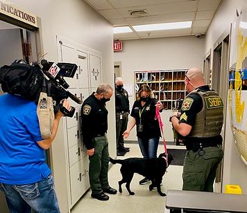 K9 Lola - Clay County Sheriff March 8 1.