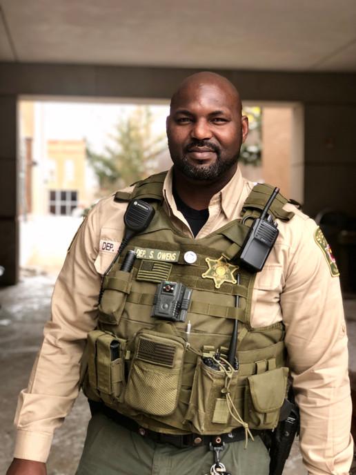 Deputy Shep Owens
