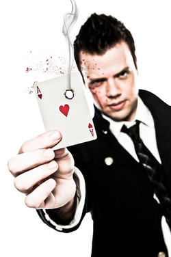 Michael Barron Magician Magic