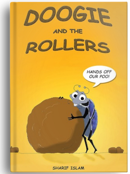 Doogie and The Rollers by Sharif Islam (PAPERBACK)