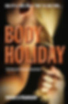 """Derek E Pearson's sexy heroine Milla Carter makes her stunning debut in the Body Holiday trilogy. """"His galactic-sized imagination delivers, with veiled gallows humour, a compelling image of a chic, high-tech society infused with a toxic strain that feeds on extreme violence."""""""