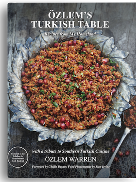 Özlem's Turkish Table –SIGNED with 10% OFF