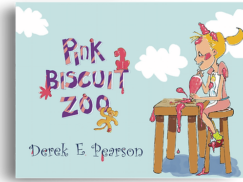 Pink Biscuit Zoo By Derek E Pearson (PAPERBACK)