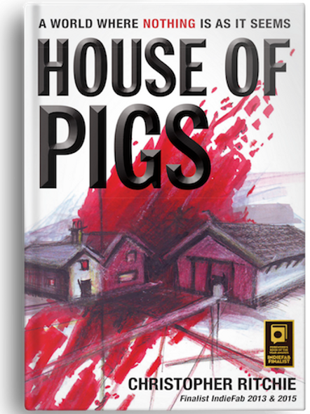 House of Pigs by Christopher Ritchie (PAPERBACK)