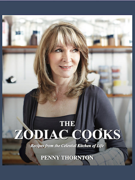 The Zodiac Cooks (PAPERBACK) - 30% OFF GOODWILL for coping with COVID