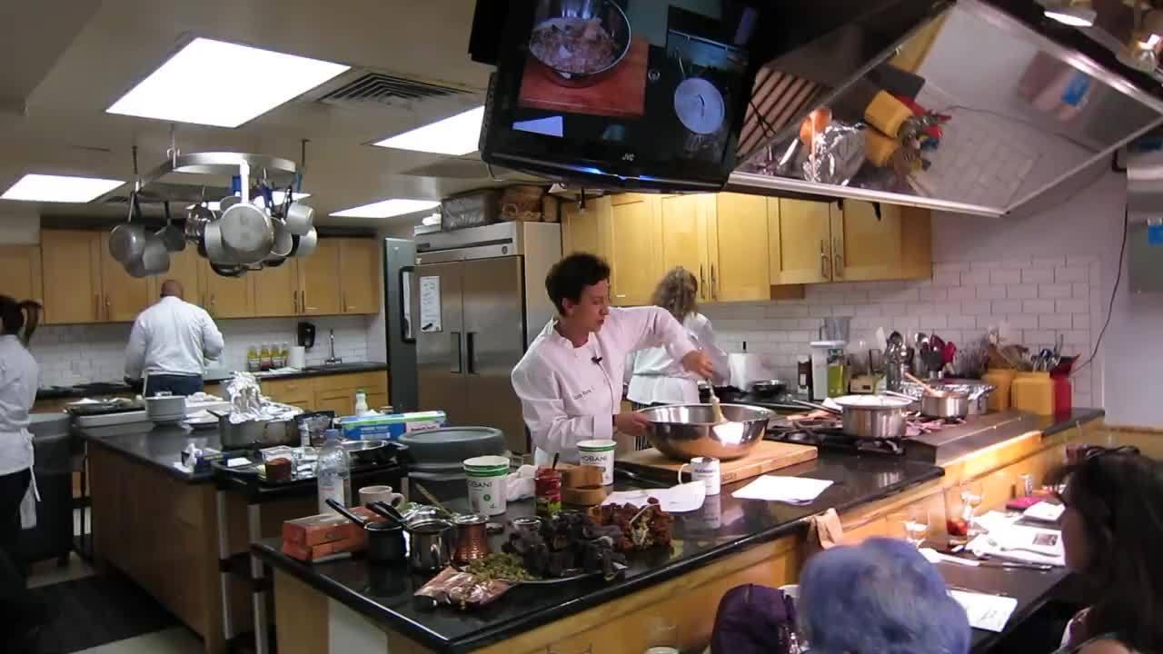 Ozlem's Turkish Table Turkish Cookery Class in Austin, Texas