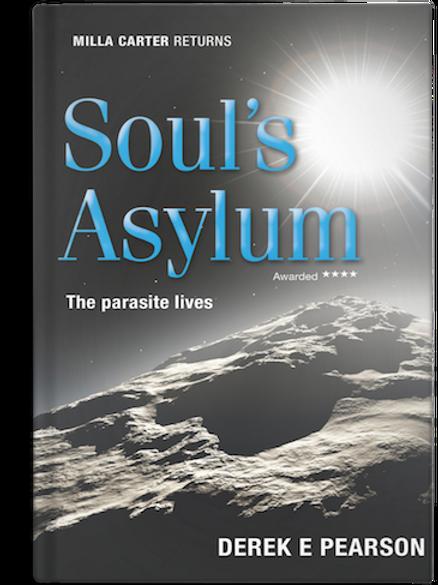 Soul's Asylum by Derek E Pearson (HARDBACK)