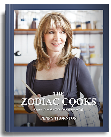 The Zodiac Cooks by Penny Thornton