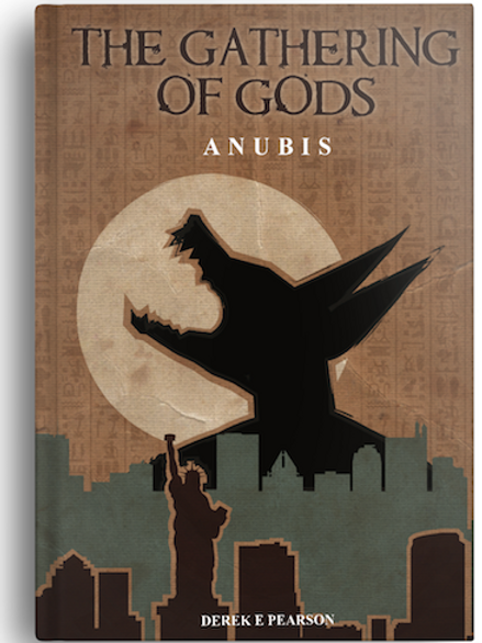 The Gathering of Gods - Anubis by Derek E Pearson (PAPERBACK)
