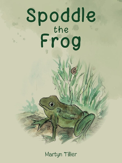 Spoddle the Frog