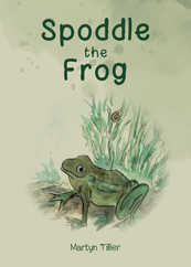 9781912576937 Spoddle the Frog Cover 500