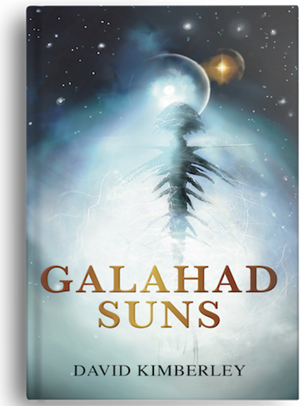 Galahad Suns by David Kimberley - 30% OFF as GOODWILL for coping with COVID