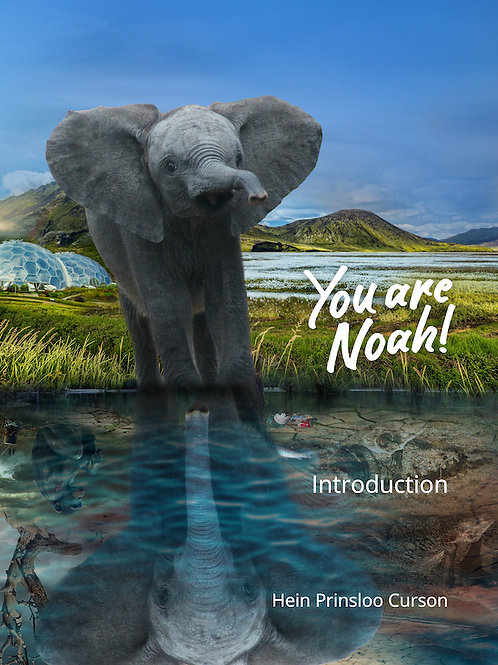 You are Noah - Pre-Order with 20% discount
