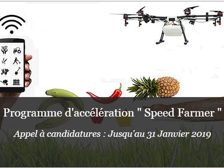 "Incub'Ivoir lance le programme "" Speed Farmer "" pour booster les Start-up AgriTech"