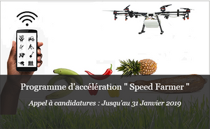 "Incub'Ivoir lance le programme "" Speed Farmer "" pour booster les Start-up AgriTech"