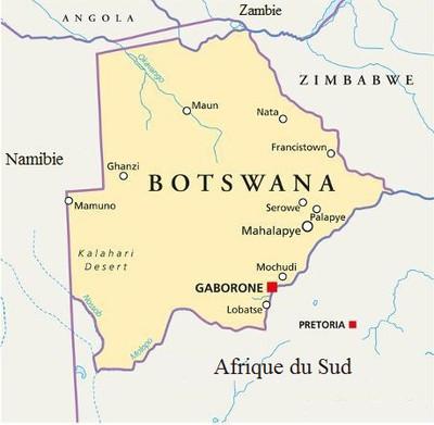 Voyage d'Affaires à Gaborone : Guide pratique | Botswana