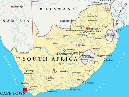 Voyage d'Affaires à Cape Town — Le Cap : Guide pratique | Afrique du Sud