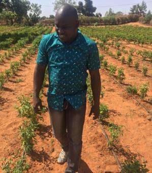 Mamadou Sall, un jeune patron qui connecte les agriculteurs et les investisseurs en Afrique