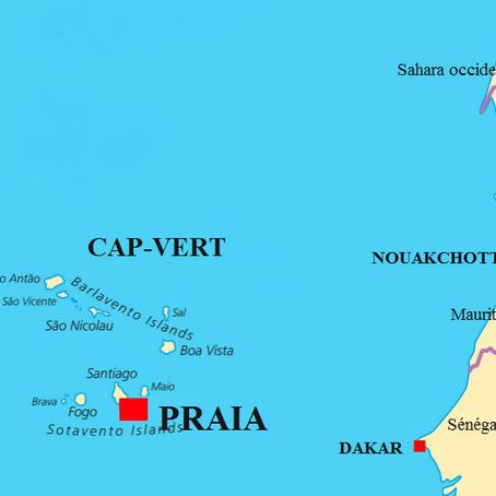 Voyage d'Affaires à Praia : Guide pratique   Cap-Vert