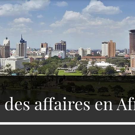 Business en Afrique : les éléments clés pour faire des affaires