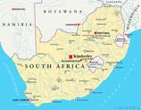 Voyage d'Affaires à Kimberley : Guide pratique   Afrique du Sud