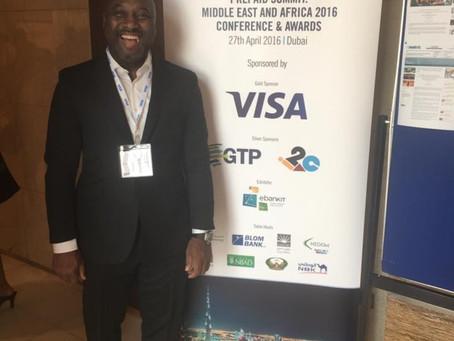 Côte d'Ivoire : Serge Doh, de l'athlétisme au business