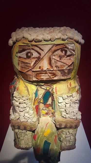 Les Œuvres d'Art du Bénin et de Cuba illuminent le Carreau du Temple à Paris