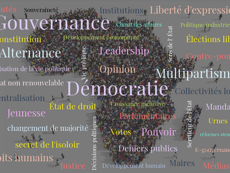 Démocratie & Gouvernance : Comment renforcer l'engagement citoyen en Afrique ?
