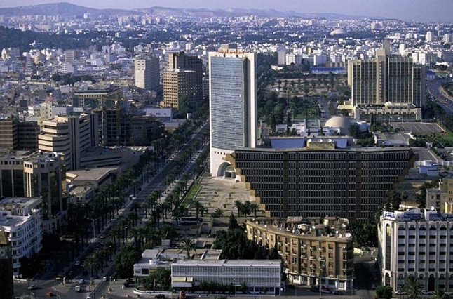 Tunis, capitale de la Tunisie