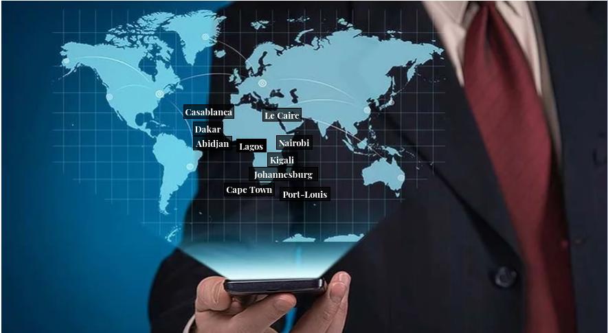 """"""" Cap Vers l'Afrique """", un réseau business à la conquête des marchés émergents africains"""