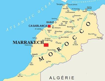 Voyage d'Affaires à Marrakech : Guide pratique   Maroc