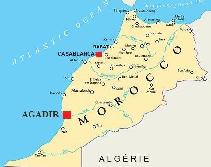 Voyage d'Affaires à Agadir : Guide pratique   Maroc