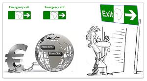 Franc CFA : Quels scénarios de sortie pour les pays africains de l'UEMOA et la CEMAC ?