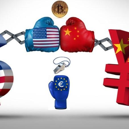 Dollar, yuan, euro, cryptodevises ... Faut-il craindre une guerre des monnaies ?