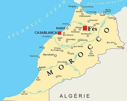 Voyage d'Affaires à Fès : Guide pratique   Maroc