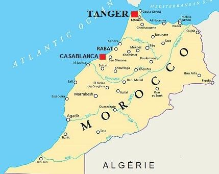 Voyage d'Affaires à Tanger : Guide pratique   Maroc