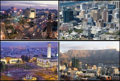 Les villes africaines où créer sa start-up technologique : le match Cape Town vs Casablanca