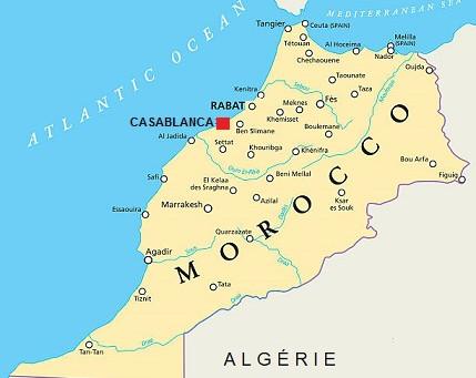 Voyage d'Affaires à Casablanca : Guide pratique   Maroc