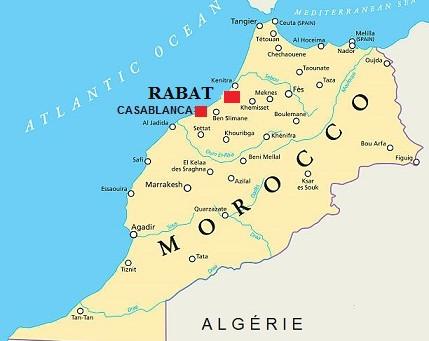 Voyage d'Affaires à Rabat : Guide pratique   Maroc