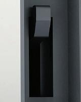 Avvolgibile Sicurtapp, particolare meccanismo anti-effrazione