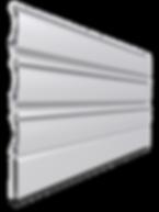 Avvolgibile autobloccante in alluminio estruso