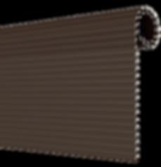 Avvolgibile Minimal in alluminio profilato coibentato microforato