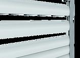 Stecche avvolgibile in alluminio estruso Solar