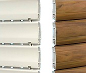 Avvolgibile in PVC e Fibra di vetro