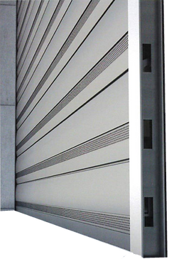 Avvolgibile anti-effrazione Sicurtapp in alluminio estruso
