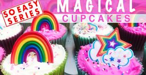Magical Vegan Cupcakes!