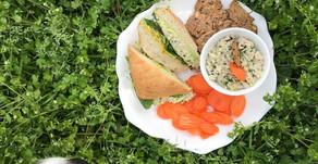 Vegan Chicken Salad | Better Than Whole Foods!