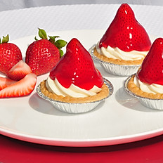 Strawberry Shortcake Cookie Cup